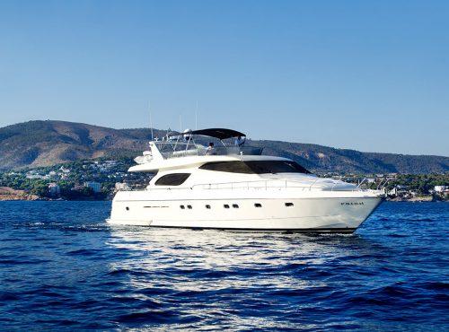 Yacht Charter in Palma – Ferretti 70