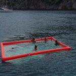 Anti Jelly fish pool Mallorca