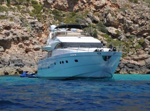 Luxury Yacht Charter Mallorca – Princess 23