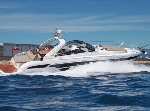 Bareboat Charter in Mallorca – Bavaria 450