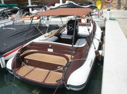 Rent a Boat Mallorca – Scanner Envy 710