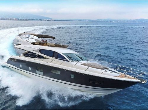Luxury Yacht Charter in Portals – Pearl 65