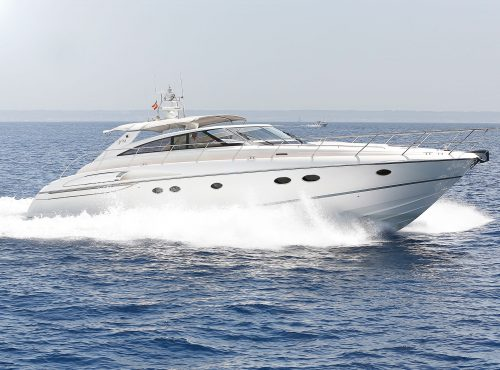 Yacht Rental in Mallorca – Princess V58