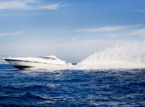 Boat Charter in Mallorca – Pershing 54