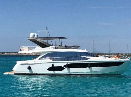 Yacht Charter in Portals – Absolute 58