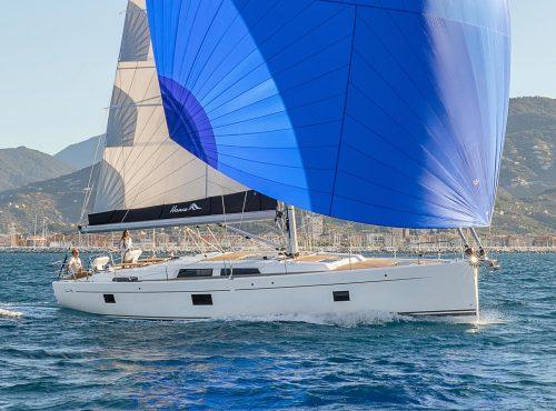 Sailing Boat Charter in Soller – Hanse 508