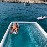 Sessa C38 Anti Jelly fish pool