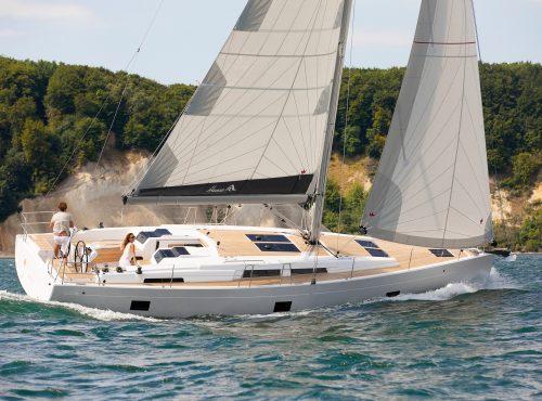 Sailing Yacht Charter – Hanse 458