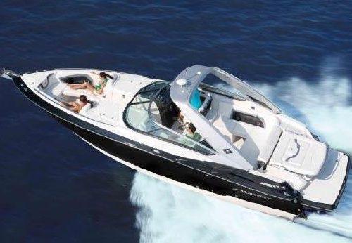 Boat rental in Soller – Monterey 32 SS