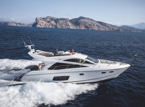Yacht Charter in Soller – Sunseeker Manhattan 53