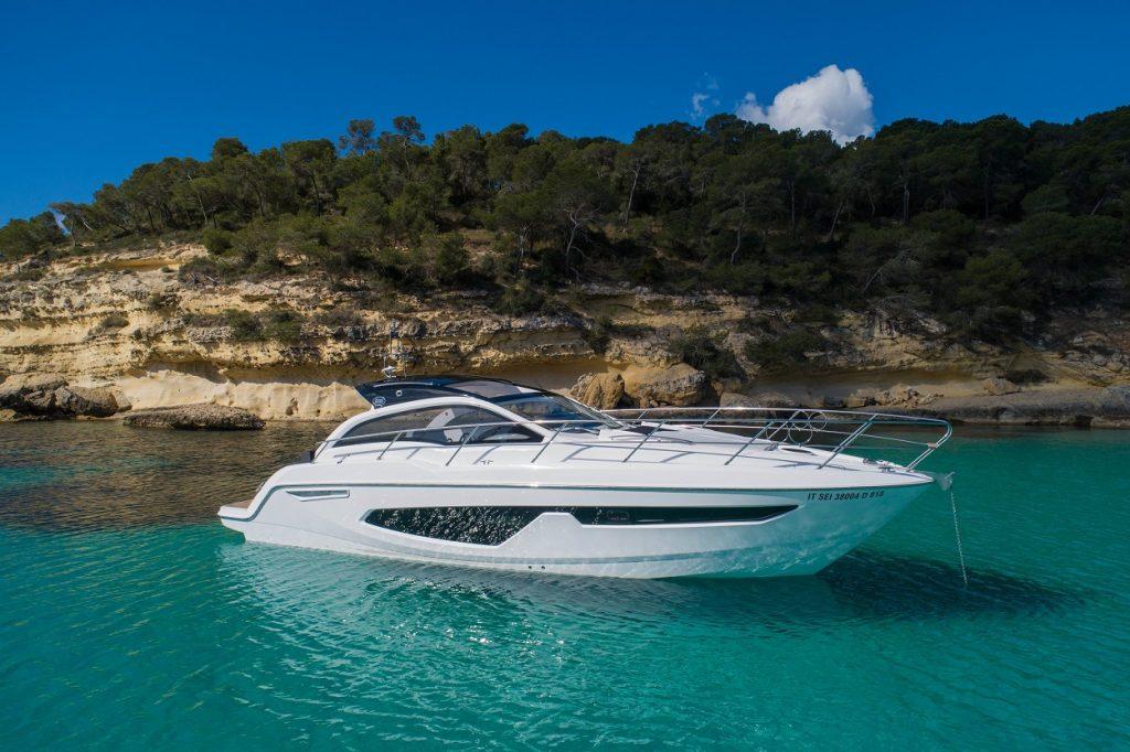 Sessa C38 for a great boat charter in Palma de Mallorca