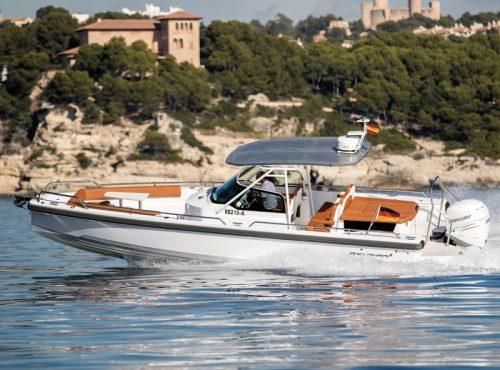 Day Boat Rental in Ibiza – Axopar 28T