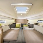 Unwind and relax on the Bavaria 30 Sport