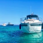 Relax on your next charter in Ibiza onboard this perfect powerboat