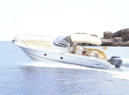 Rent a Boat Ibiza – Sessa Key Largo 30