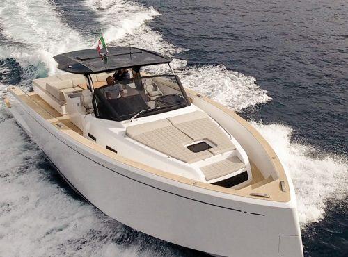 Luxury Yacht Charter Ibiza – Pardo 50