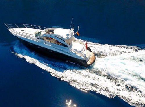Yacht for sale in Mallorca – Sunseeker Camargue 50