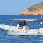 Picton Cobra rib for rental in Palma, Mallorca