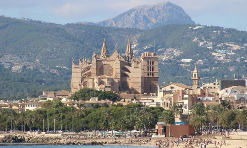 Palma is the perfect place to start to your next day charter from in Majorca