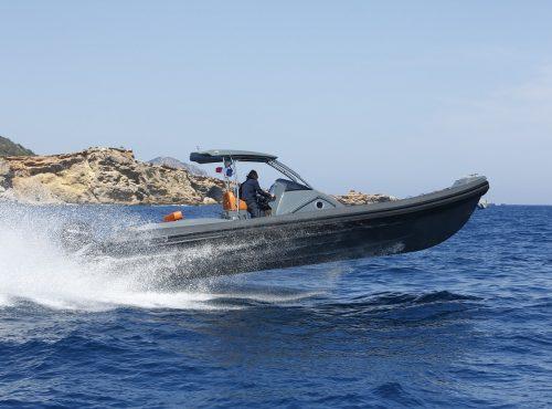 Rib Charter in Ibiza – Nuova Jolly 38
