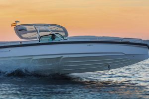 Cruise the waters of Ibiza onboard this Axopar 28T rib rental