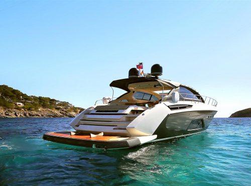 Yacht Charter Mallorca – Azimut Atlantis 58