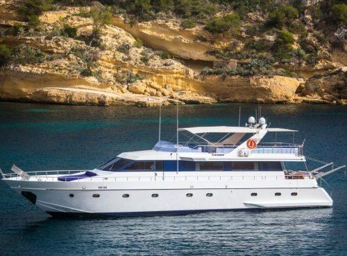 Amazing Luxury Yacht Charter – Canados 88