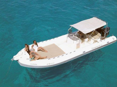 Rib charter in Ibiza – Capelli Tempest 900