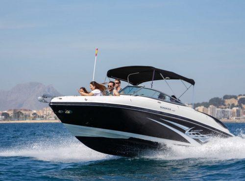 Rent a Boat Ibiza – Rinker 246