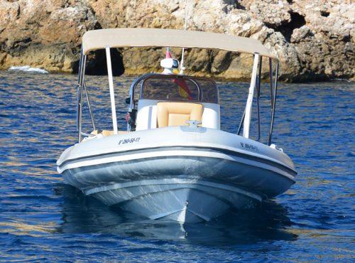 Rib for sale in Mallorca – Picton Cobra