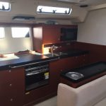 Luxury galley very spacious yacht charter mallorca