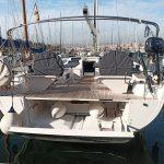 Mallorca sailing boat charters Hanse 575