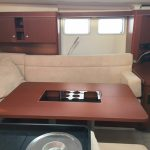 Relax inside this hanse 505 yacht rental in mallorca