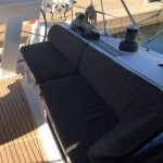 Relax on board and charter this Hanse 505 sailing boat