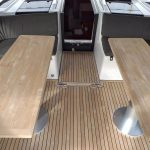 Relax on this stunning Hanse 575 sailing boat in Mallorca