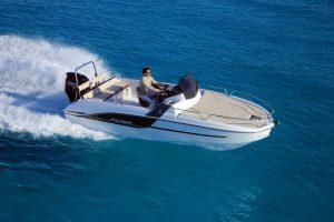 Day boat rental in Ibiza