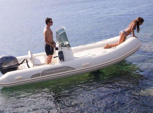 Day rib hire in Ibiza – Capelli Tempest 470