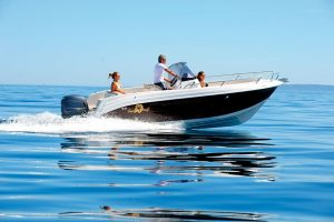 Stunning waters on your next boat rental in the Balearic Islands
