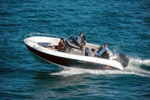 Head out on the water on a boat rental in Ibiza