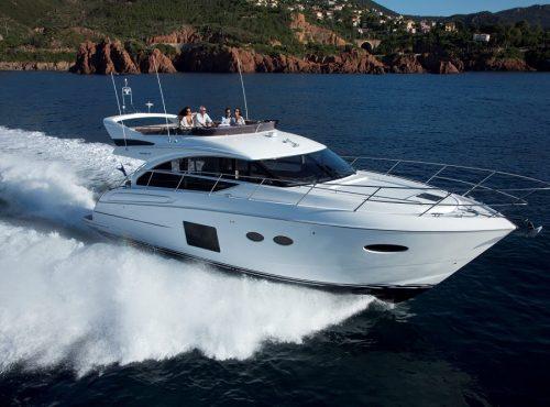 Great Yacht Charter in Mallorca – Princess 52