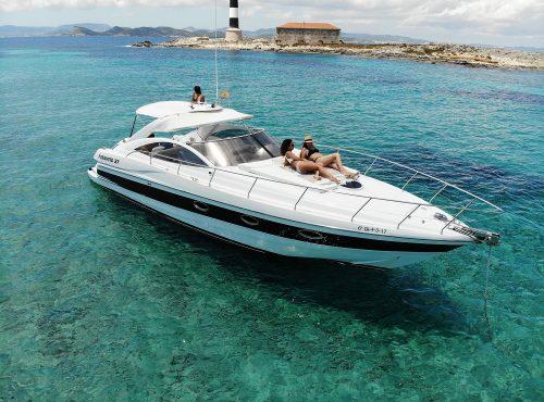 Boat Charter in Ibiza – Pershing 37