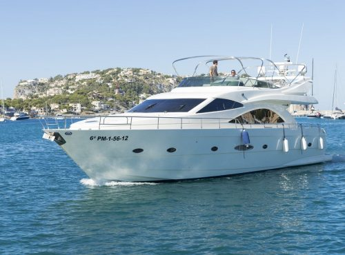 Luxury yacht for sale – Astondoa 66