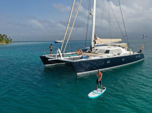 Group Catamaran Rental – Lagoon 67