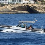 Axopar boat rental in Mallorca