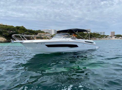 Rent a boat in Portals – Karnic SL702