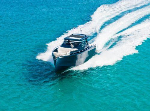 Great yacht charter Ibiza – Bronson 50