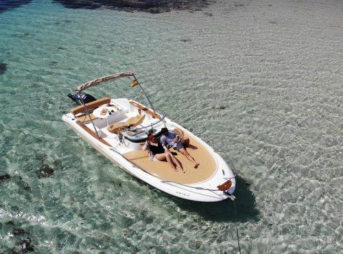 Fun day boat – Sessa Key Largo 20